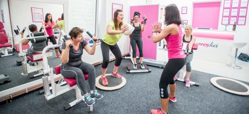 Cvičení pro ženy v Expresce