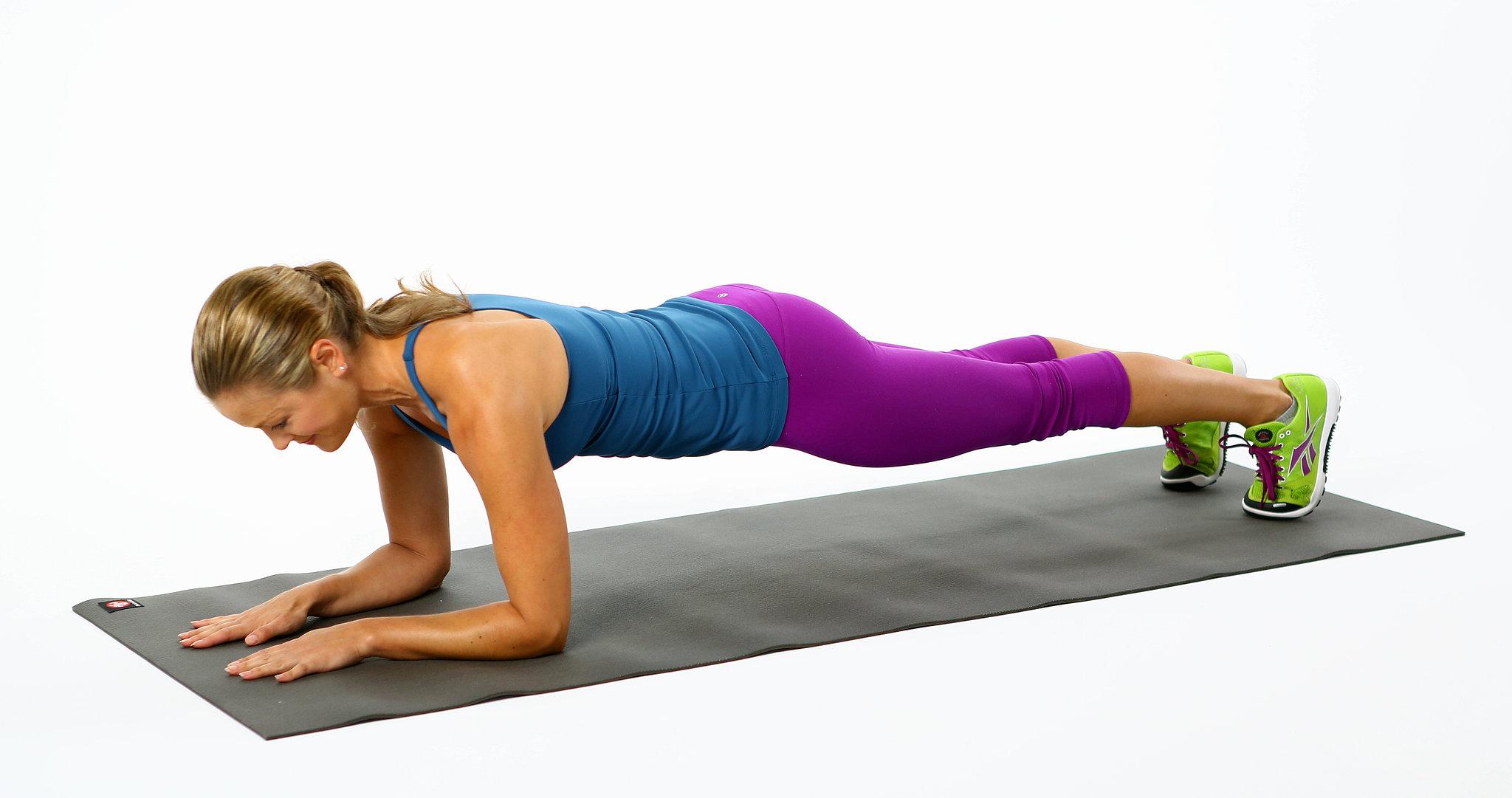 Vzpor plank