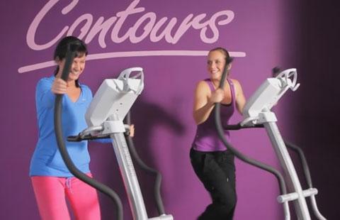 Cvičení ženy