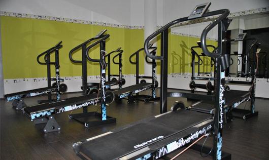 Ladies fitness Liberec
