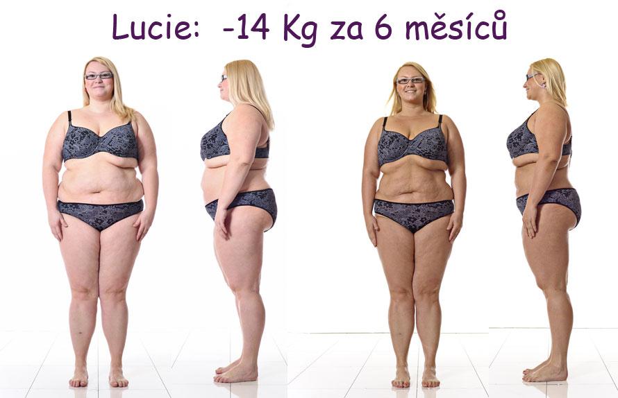 Hubnutí Contours Lucie