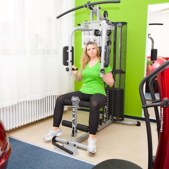 Allness fitness Třebíč - fitness a cvičení pro ženy