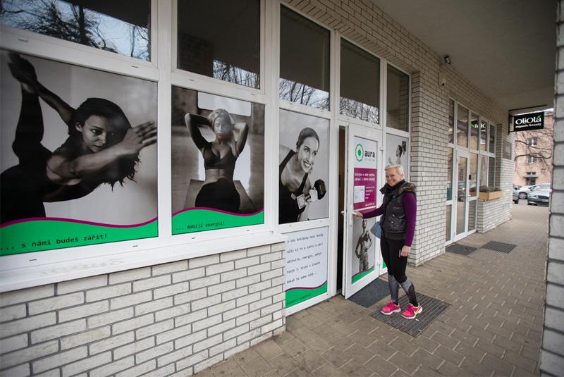 AURA Fitness Lady Club Praha Strašnická