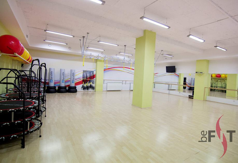 BeFit Brno - dámské fitness studio