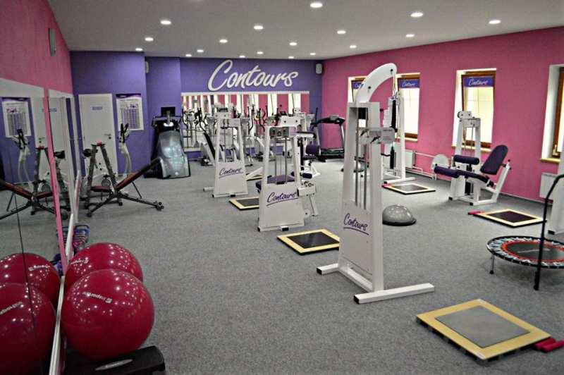 Fitness pro ženy Contours Český Těšín