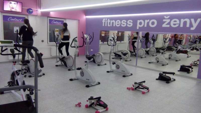 Fitness pro ženy Contours Frýdek-Místek