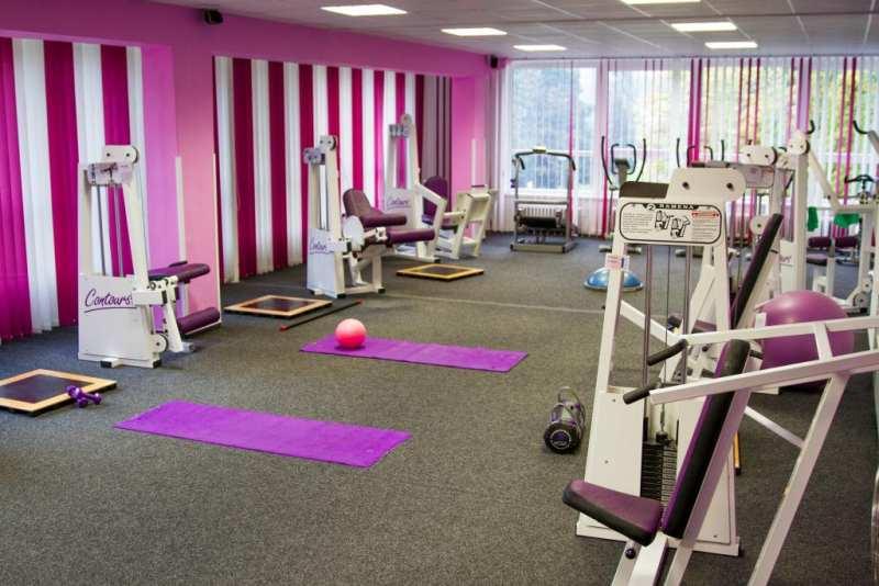 Fitness pro ženy Contours Havířov