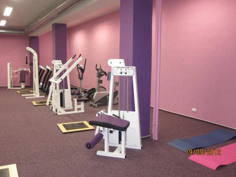 Fitness pro ženy Contours Jihlava - zavřeno
