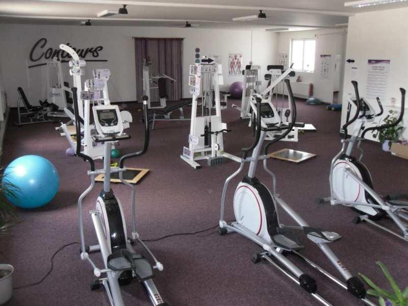 Fitness pro ženy Contours Karlovy Vary
