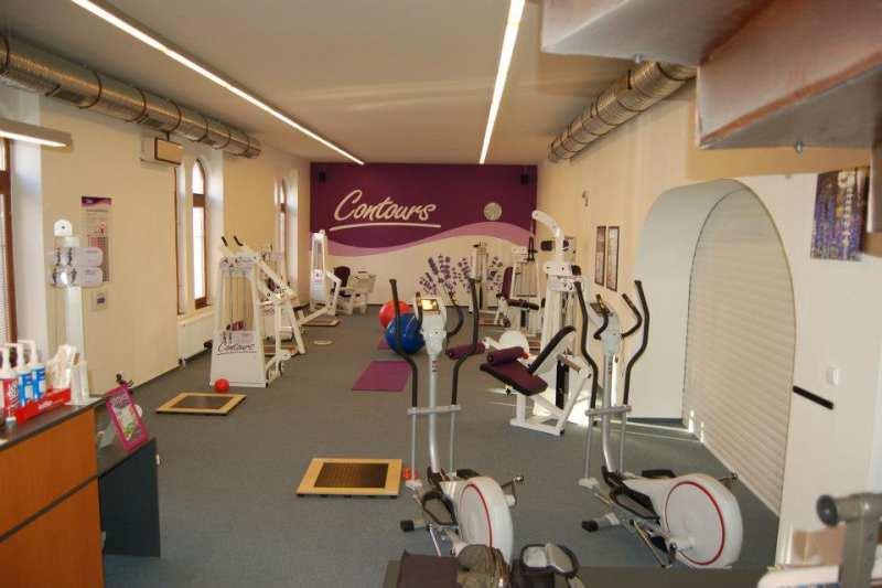 Fitness pro ženy Contours Kladno