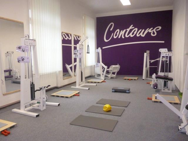 Fitness pro ženy Contours Kroměříž