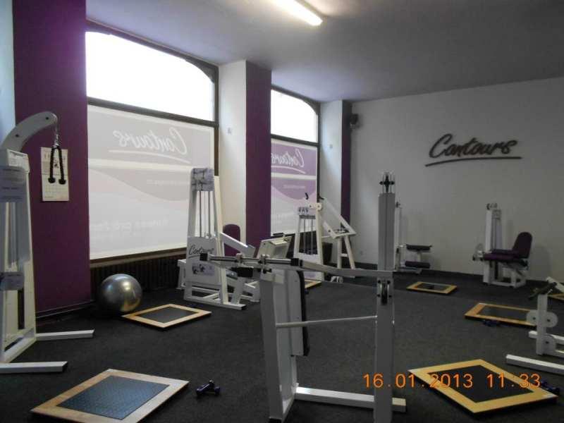 Fitness pro ženy Contours Liberec