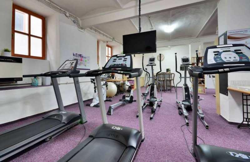 Fitness pro ženy Contours Olomouc Lafayettova