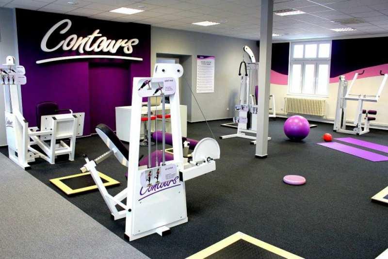 Fitness pro ženy Contours Ostrava Mariánské Hory