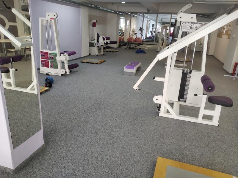 Fitness pro ženy Contours Pardubice