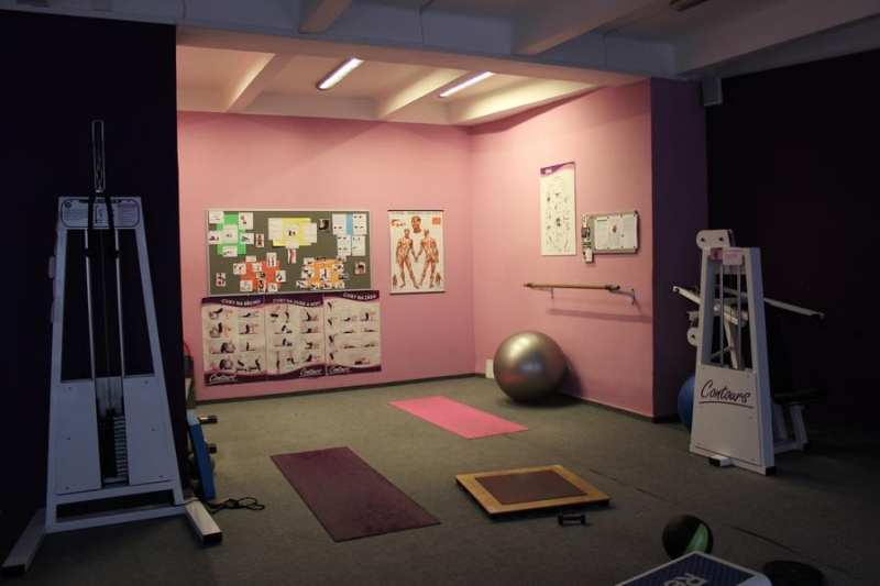 Fitness pro ženy Contours Praha 1 Florenc