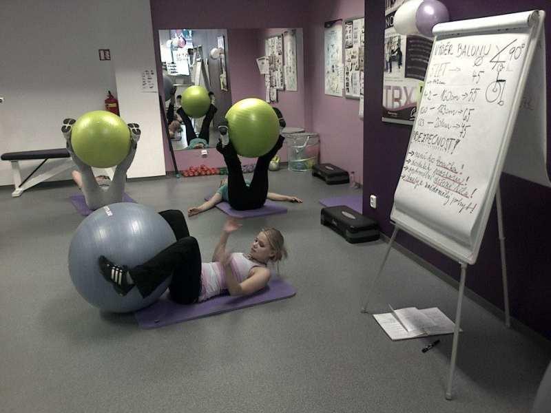 Fitness pro ženy Contours Ústí nad Labem