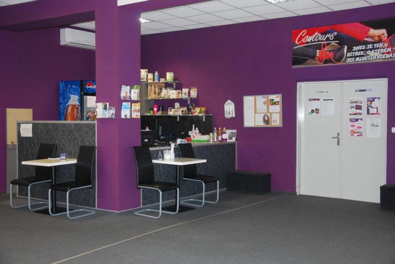 Fitness pro ženy Contours Zlín