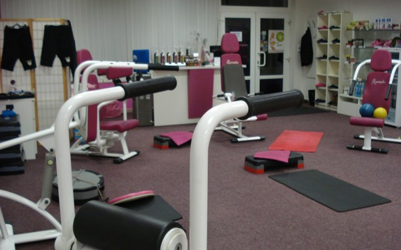 Fitness pro ženy Expreska Ostrava Hrabůvka
