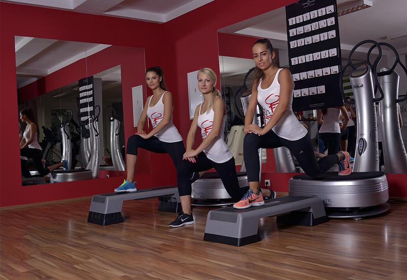 Dámské fitness Red Fit Praha 4