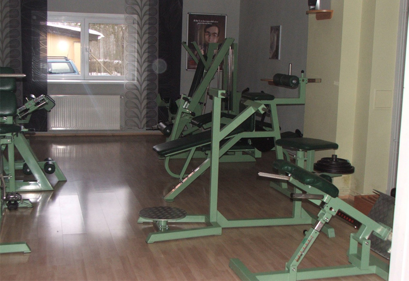 Dámské fitness studio Daren Plzeň