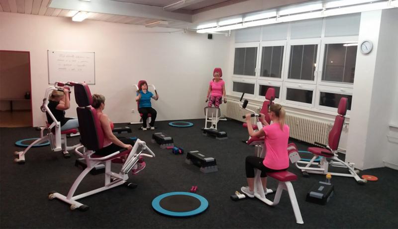 Expreska fitness Brno Vinohrady