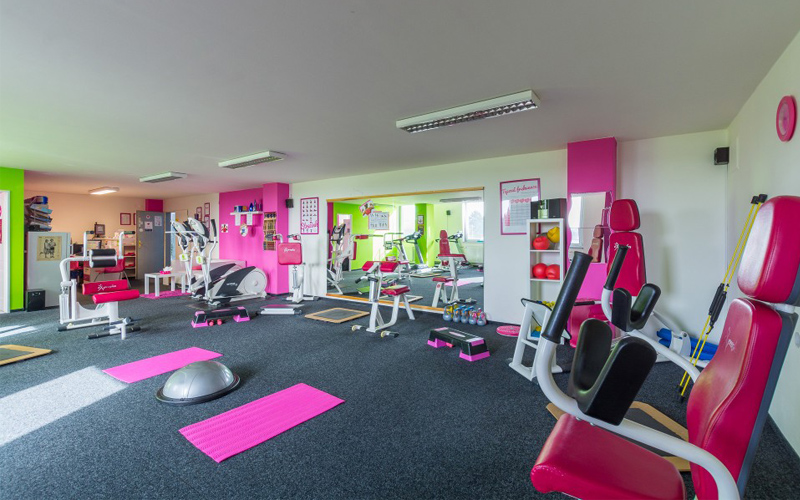 Fitness pro ženy Expreska Kladno