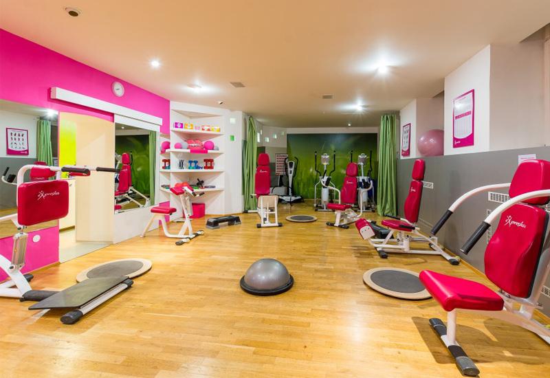 Expreska Praha 1 Nové Město - fitness pro ženy