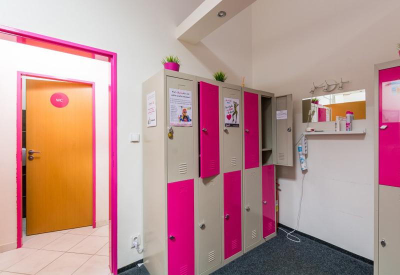 Expreska Praha 10 Strašnice posilovna pro ženy - přejmenováno