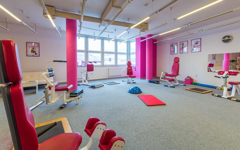 Fitness pro ženy Expreska Liberec