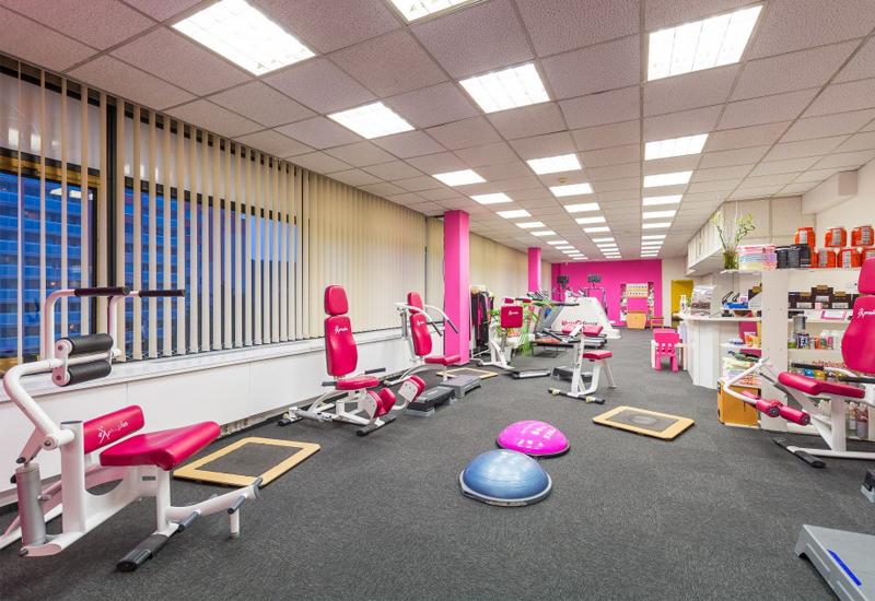 Expreska fitness Praha 9 Vysočany - posilovna pro ženy