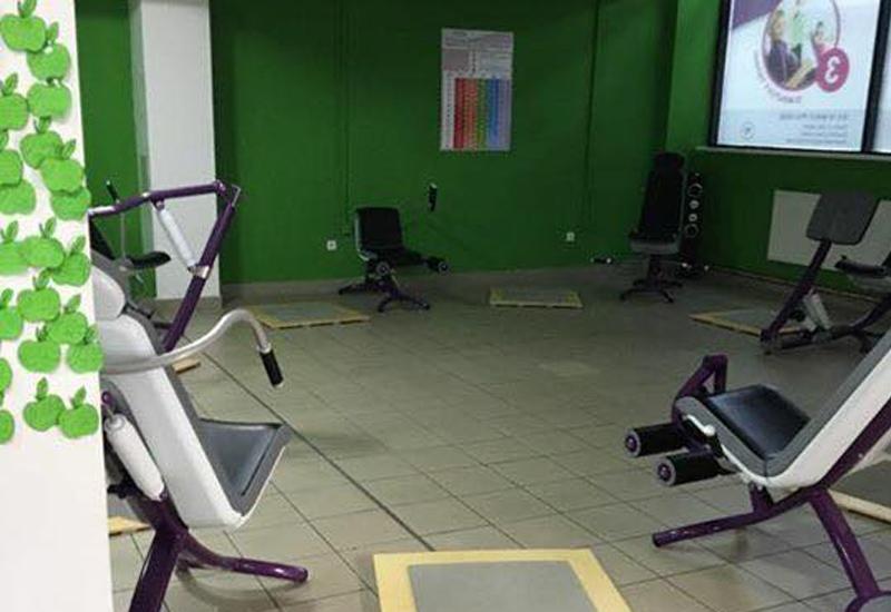 Fit Curves Praha - fitness a cvičení pro ženy