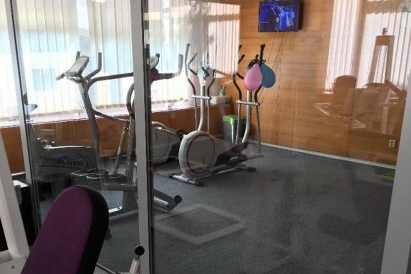 Fitness pro ženy Contours Kopřivnice