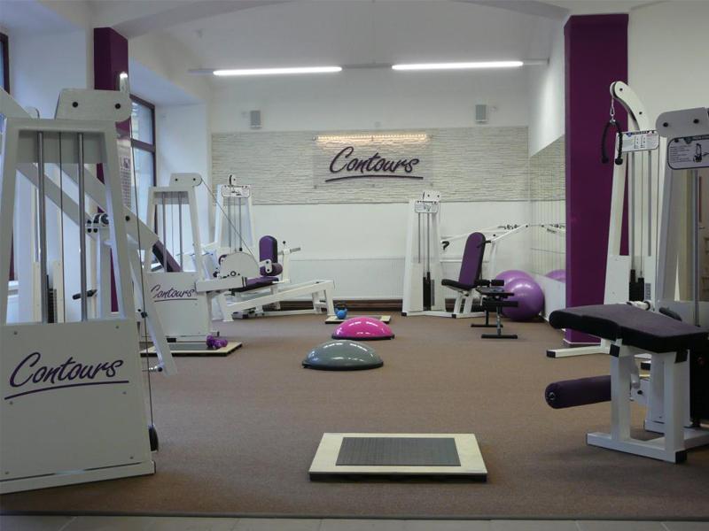 Fitness pro ženy Contours Teplice