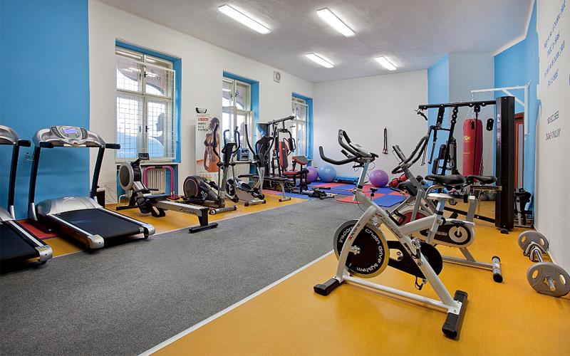 GYM Ladies Studio Olomouc - fitness pro ženy