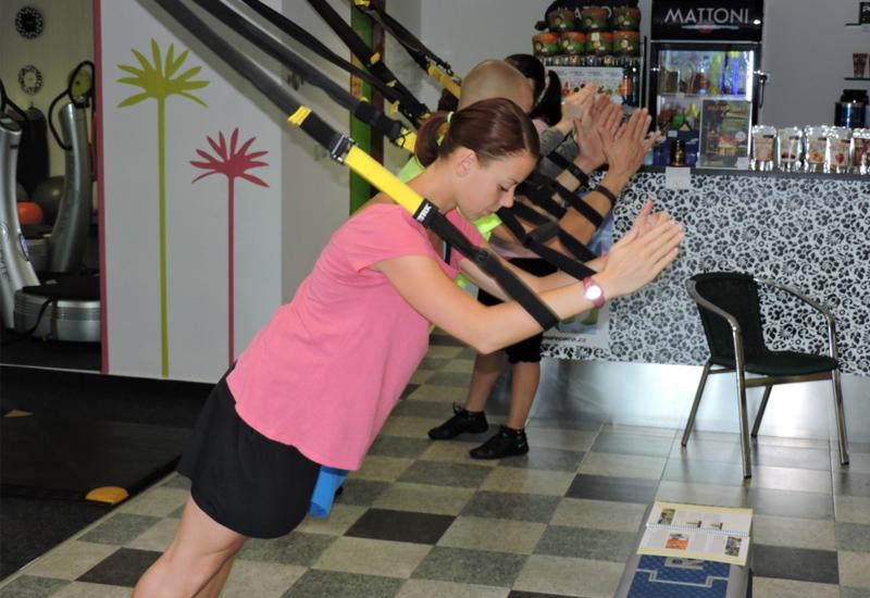 Hany Bany fitness pro ženy Praha 10 Hostivař