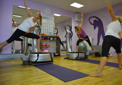 Ideal Body Písek - fitness pro ženy