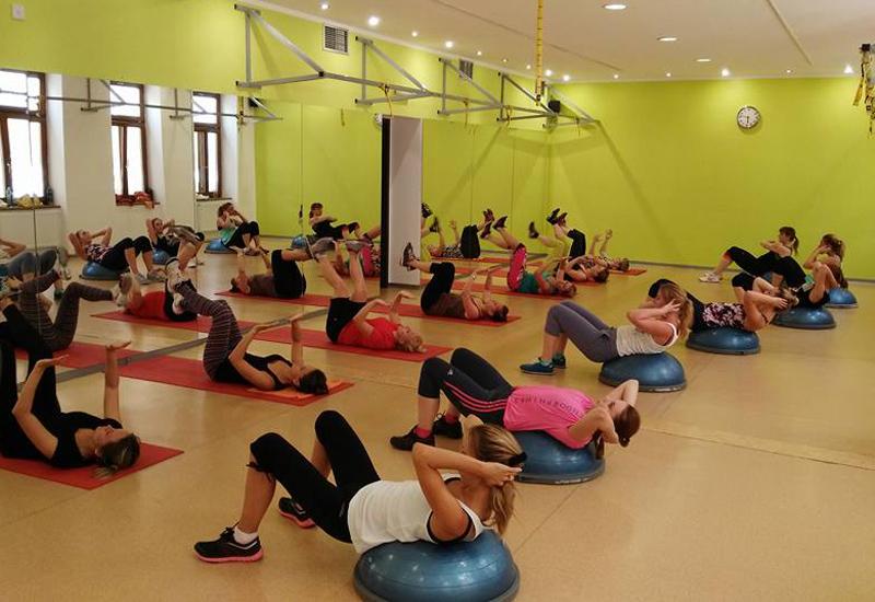 Ladies Gym fitness pro ženy Brno