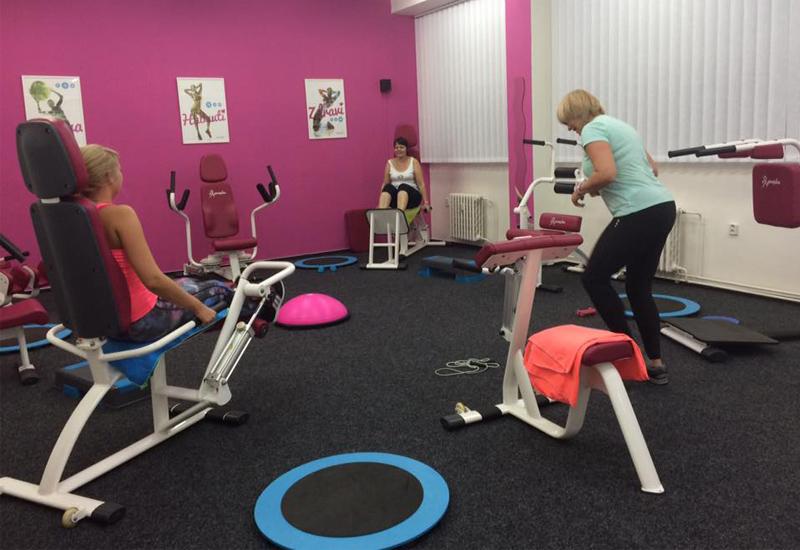 Expreska fitness Praha 5 Radotín - posilovna pro ženy