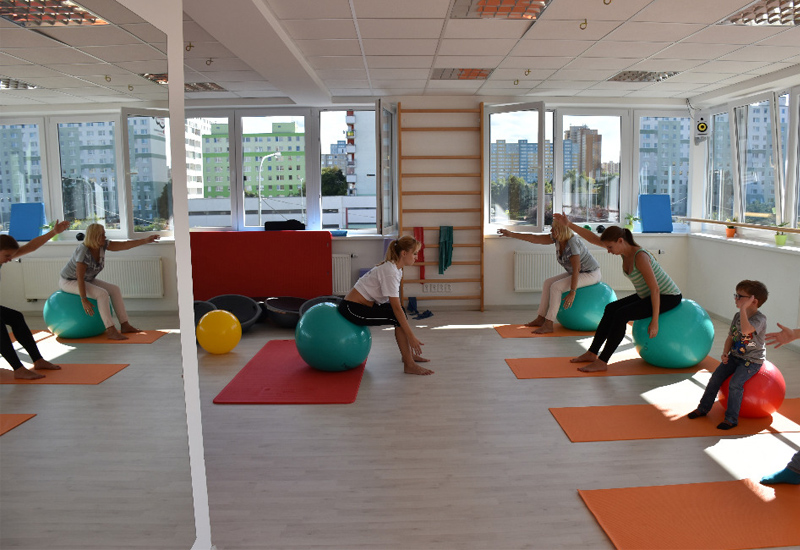 Studio maminka Praha - cvičení pro těhotné a maminky