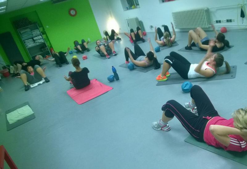 Silueta fitness Písek - cvičení pro ženy