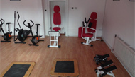 1.fitness pro ženy v Olomouci