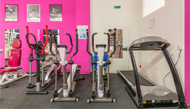 Expreska Praha 4 Krč - fitness pro ženy