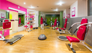 Expreska Praha 1 Nové Město fitness pro ženy - zavřeno
