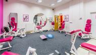 Expreska Praha Pankrác - dámské fitness pro ženy
