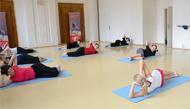 Fitness studio Fascinace Praha - cvičení pro ženy
