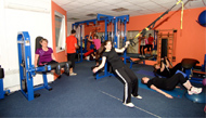 Laura fitness pro ženy Znojmo