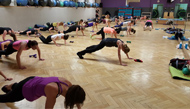 Dámské studio Fanatic Praha - fitness pro ženy
