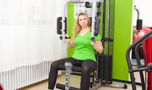 Allness fitness Třebíč