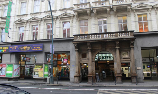 Contours Praha 1 Národní